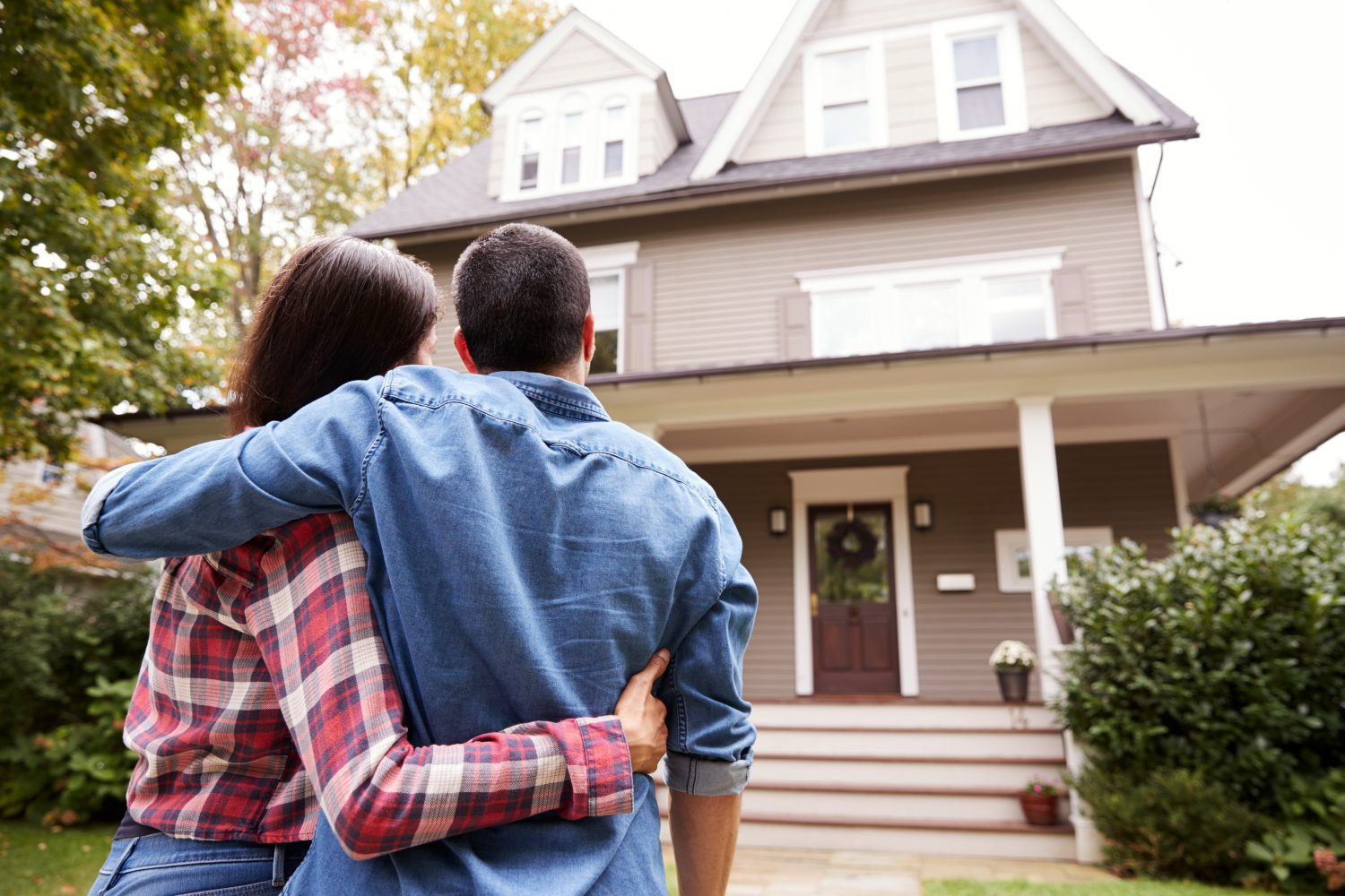 A Couple Buying a house